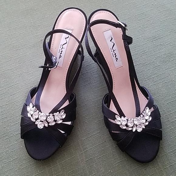 Nina Shoes   Nina New York Black Dressy